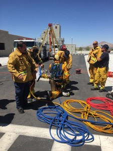 Education and training for technical rescues